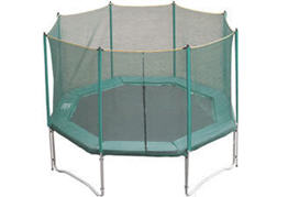 Octagon Trampoline Enclosure Nets Trampoline Replacement